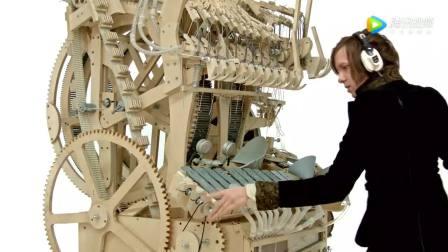 这么复杂的音乐设备还是第一次见,设计师真是牛人