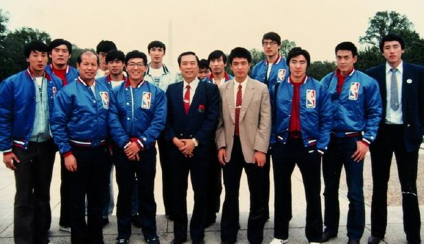 中国任期最长的篮球教练, 国际上这样称赞, 中国最具有智慧的教练(图3)