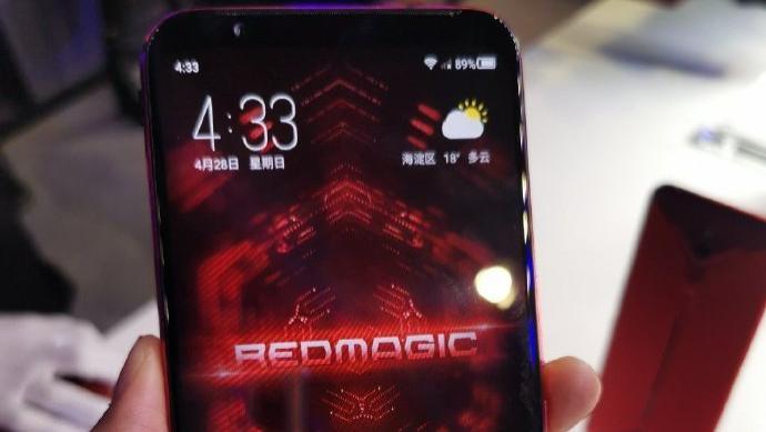 红魔3手机厚度仅有6.5mm网友: 智商被按在地上摩擦了