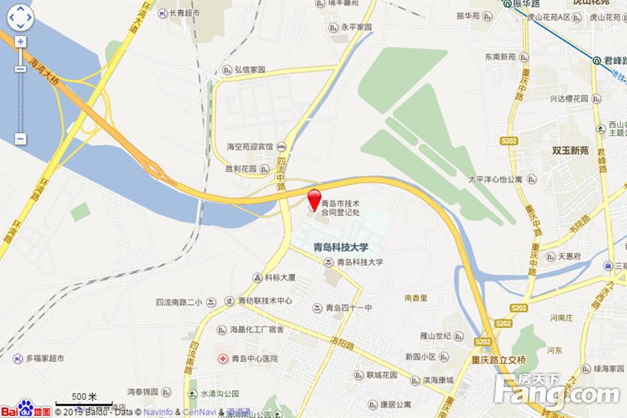 青岛科技城基本信息 单价 均价14000元/平方米 产权年限 70 区域商圈