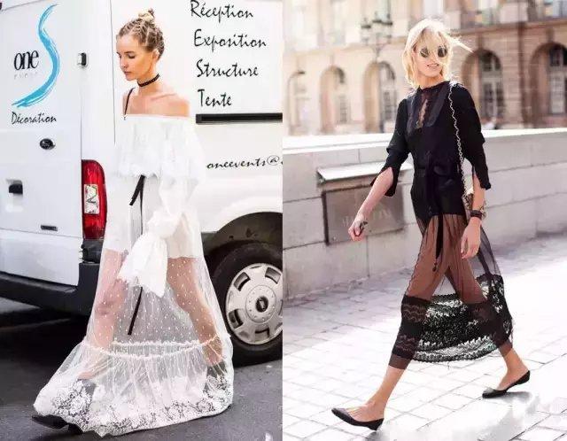 今夏仙气十足的纱裙才是主流, 因为显瘦 31