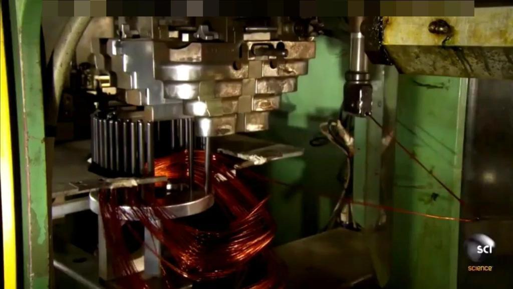 发电机原来是这样制作的,你见过吗?