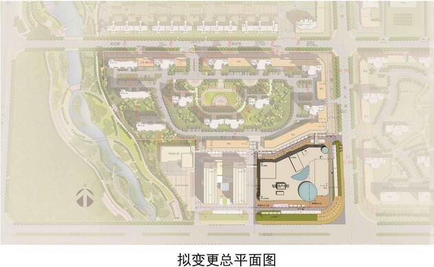 青岛卓越皇后道14#规划变更 将自建燃气锅炉房