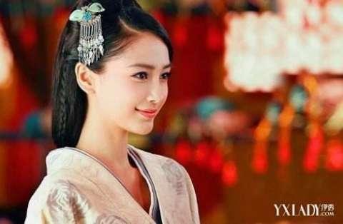 古装美女明星排行榜, 范冰冰才排第三, 第二杨幂, 第一竟然是她?