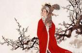 中国第一美女, 被父子三人同时看中, 先后与三人成婚生子