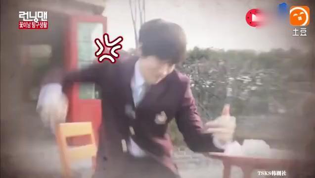 花美男来了 迷倒了女工作人员和智孝 李光洙被刘在锡爆泡妞必杀技