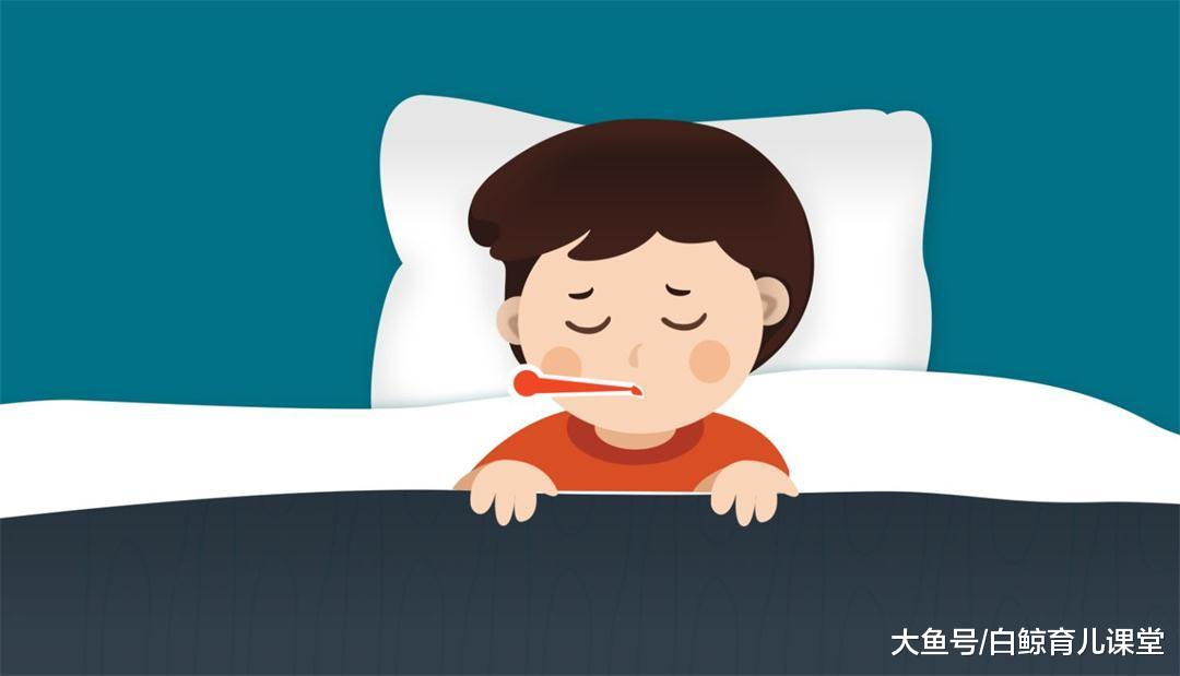 当宝宝感冒时, 能不能打疫苗呢? 科学育儿讲究确定方法