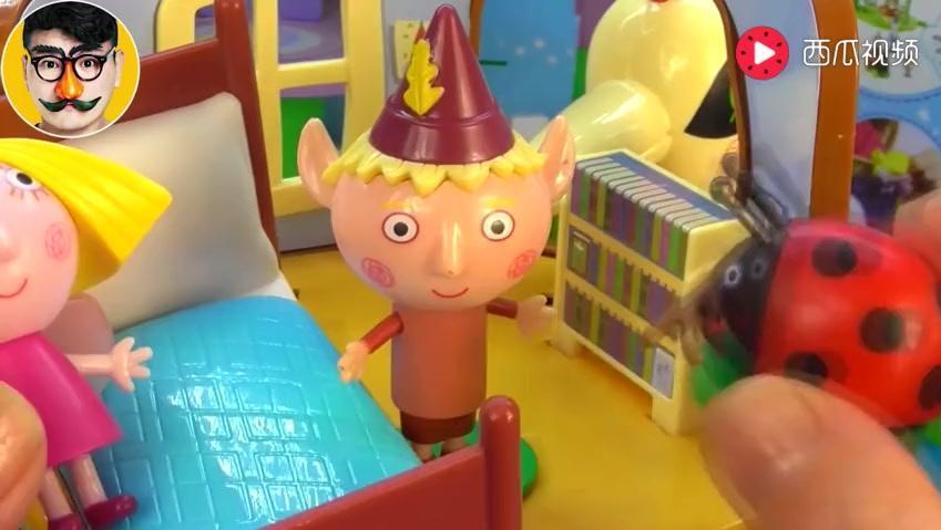 培乐多超大桶玩具 用橡皮泥彩泥做饭给小猪佩奇吃喽