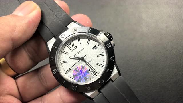 腕表刻度: GF宝格丽钛镁合金高防复刻表