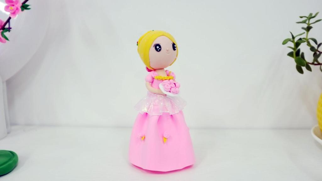 气球学吧视频教程-小型公主[xb-0127]