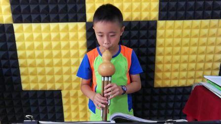 葫芦丝教学 适合初学者 康定情歌 曲谱分析讲解示范