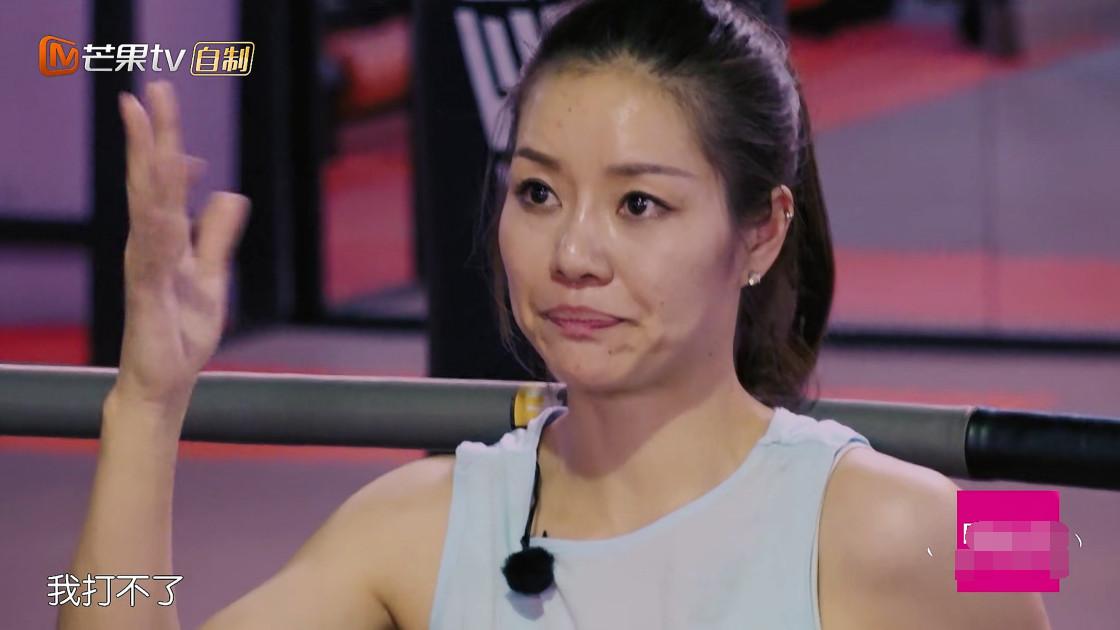 只有姜山看出真正原因 李娜录节目搞特殊 拒绝上台与拳手对打