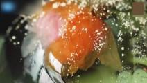 日式传统点心——水信玄饼,自己在家也能做,好看又美味
