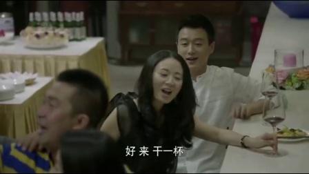 佟大为遇见唐琳,难道要旧情复燃,赵薇有危险了!