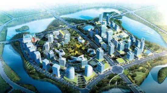 云上中原再添新丁 13家项目将入驻郑东新区智慧岛