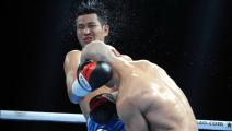 中国龙60秒干掉日本世界拳王,医护人员冲上来抢救!拳手鬼哭狼嚎!