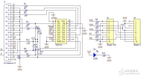 fpga芯片最小系统电路设计攻略 -电路图天天读