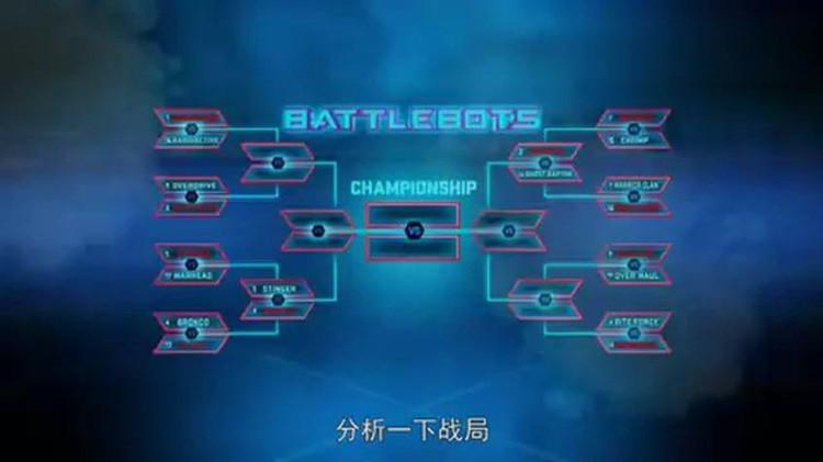 battlebots超强野马秒杀x计划强大双人组无人可挡