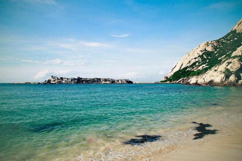 远离城市 你会有孤岛求生的感觉