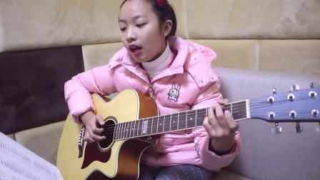 隐形的翅膀(吉他弹唱)南昌吉他培训