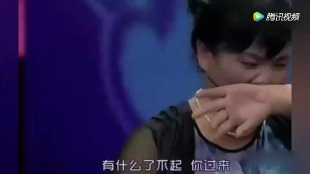 丈夫直接帅气离场, 傻妻子当场崩溃痛哭, 涂磊爆笑不已!