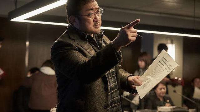 《白頭山: 半島浩劫》地表大叔馬東錫領銜主演史詩級災難片
