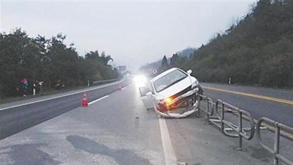 开车听到这种声音赶紧下车,分分钟车毁人亡!