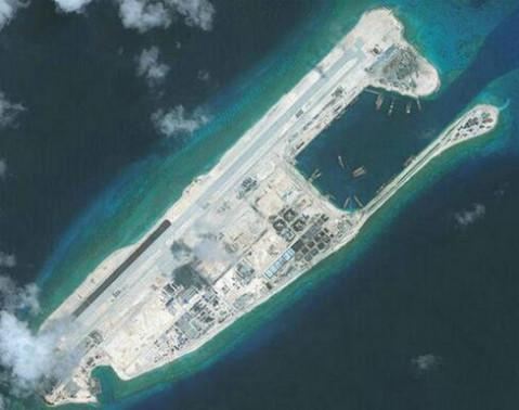 中国在南海再进一步: 接连控制两个岛礁