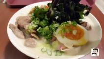 去吃一家非常好吃的日本乌冬面,吃完绝对不后悔,味道超级棒