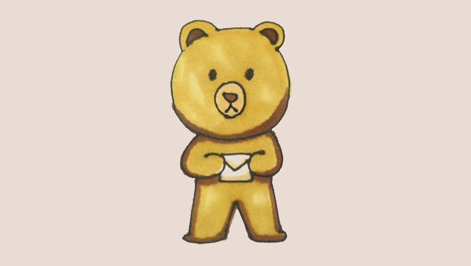 小熊老师教跳3只小熊舞