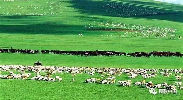 娱乐 正文  《我要放牧》由呼和傲克特日贵创作,蒙古族歌手阿木古楞