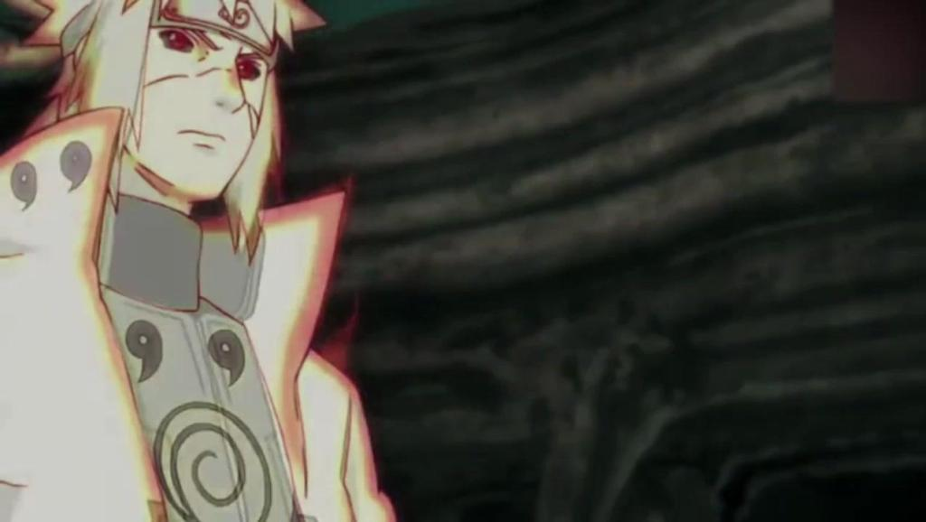 火影忍者: 仙术须佐能乎现身,重吾和佐助配合之须佐