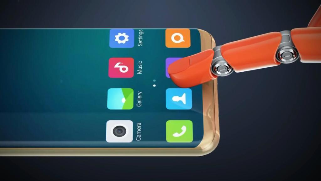 第2款屏幕指纹识别手机Doogee V,帮iPhone X实现屏下指纹