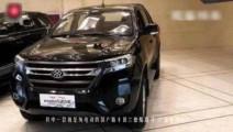 """董明珠真的给王健林造了台专用车?首款纯电动SUV竟然是""""丰田酷路泽"""""""