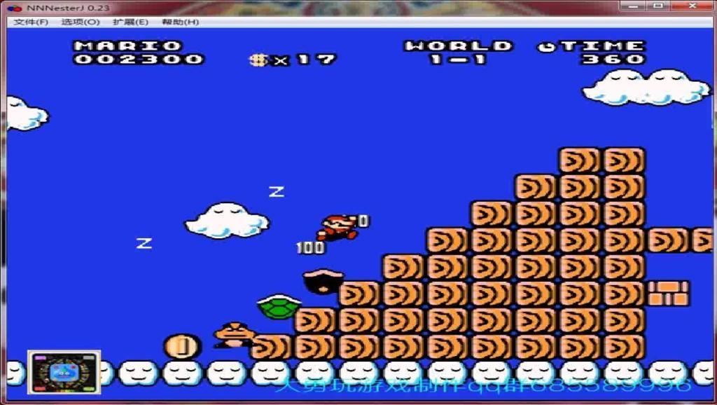 fc红白机游戏鉴赏: 这样改版的超级玛丽太虐心了差点砸手柄!