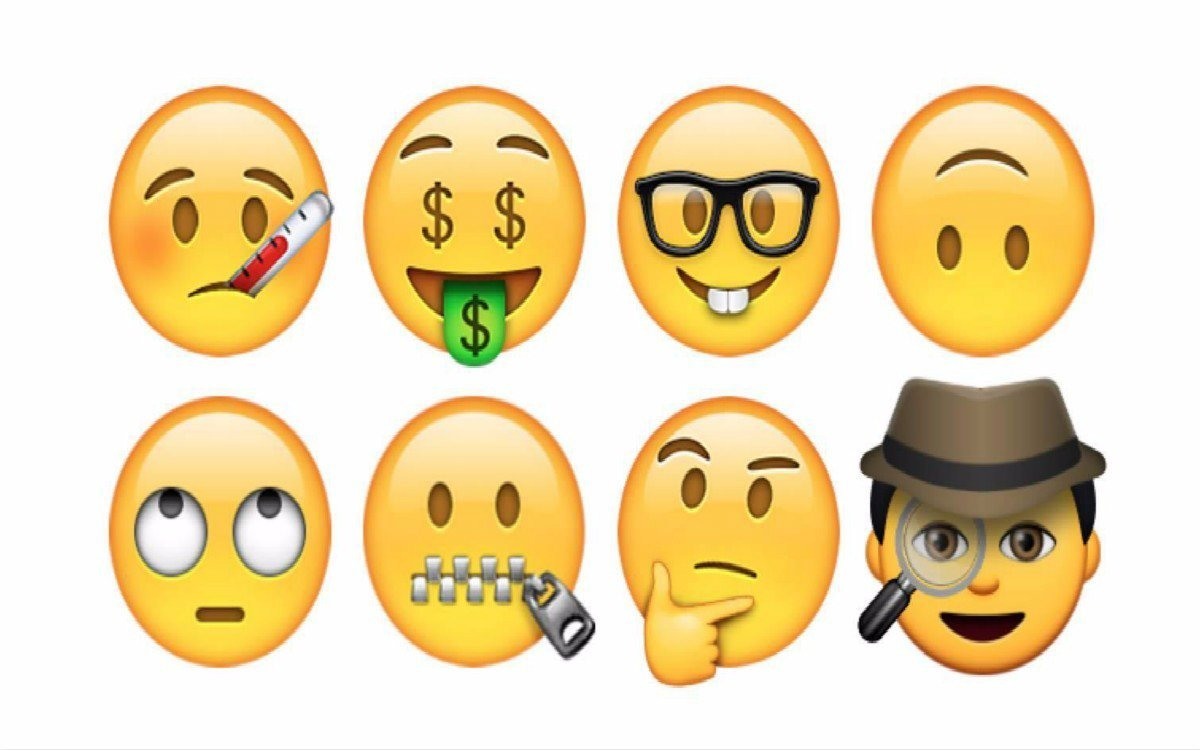 完整emoji人物表情qq的动态格式表情包
