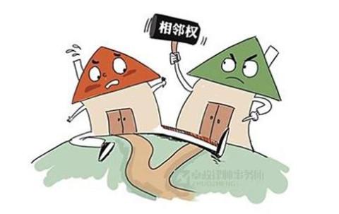 而如今也有很多类似的宅基地纠纷的问题发生在各村落,前几天,某村的