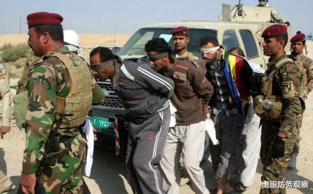 这次突袭行动是伊拉克新总理穆斯塔法,伊朗支持了诸多的亲伊朗民兵,其中一名指挥官是伊朗人(图1)