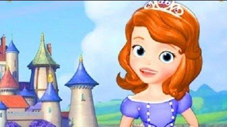 苏菲亚公主裙简笔画分享展示
