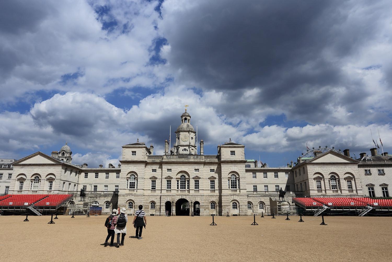 漫游英国之印像伦敦 - 微信奴
