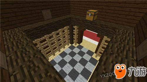 我的世界林地府邸怎么找 林地府邸内部构造攻略图解