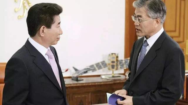 检方突然搜查青瓦台总统府 目标指向文在寅 韩国权斗再掀新高潮