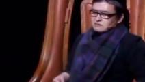 隐退20年天籁男声台上演唱一曲,评委起立致敬,刘欢当场叫老师