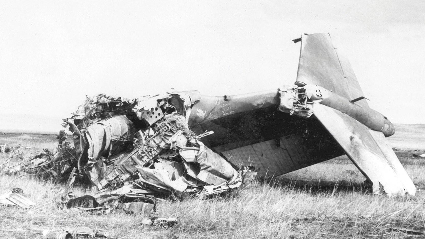 161吨大飞机坠毁新疆 我国500位专家研究残骸数月 终于成了