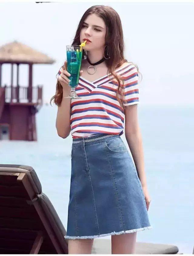 微胖人士请注意丨这样穿夏天瘦10斤, 不是梦! 6