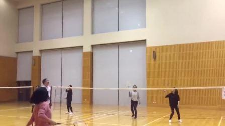 君康医院羽毛球比赛