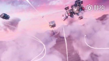 《最终幻想15 新帝国》高质量CG动画Web广告!宰相Vs诺克提斯