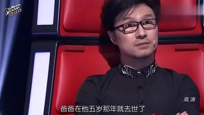 夜场公主参加音乐选秀 开场一句便赢得汪峰杨坤转身