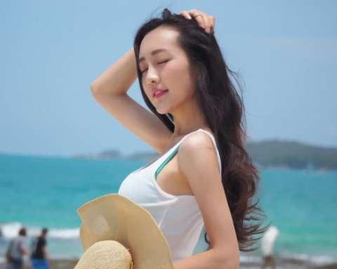 她35岁却宛如18岁少女, 王鸥生活照如此简单真实!