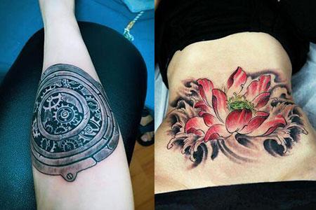不中意的纹身可以去掉吗 用这些方式不留疤图片